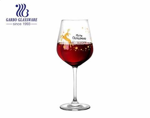 Unbreakable Tritan Wine Glassware 17-Ounce Shatter-Proof Lead-Free Stemware for Red Wine