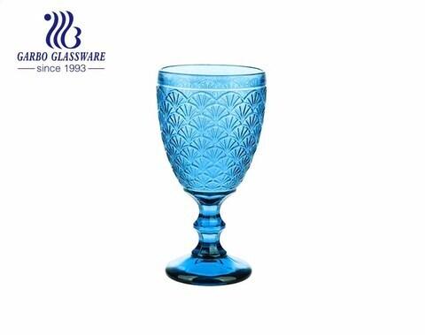 Copa de vino y jugo de nuevo diseño de 300 ml para uso en restaurantes