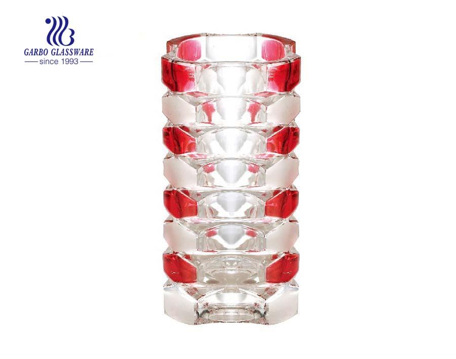 Thiết kế hoa hồng Floortop đám cưới sử dụng nhà trang trí hoa ly giữ bình thủy tinh chì miễn phí