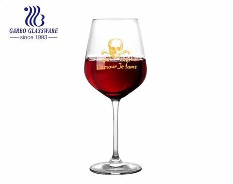 490 ml Chì có chì Thủy tinh pha lê Dụng cụ gốc Uống rượu Cốc thủy tinh Cốc uống rượu vang đỏ Cốc thủy tinh