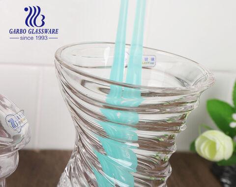 Bộ phụ kiện trang điểm phòng tắm bằng kính trong suốt 3 mảnh với hộp đựng dầu gội đầu, đĩa đựng xà phòng và cốc đựng bàn chải