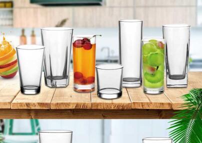 Best selling glassware in Pakistan market
