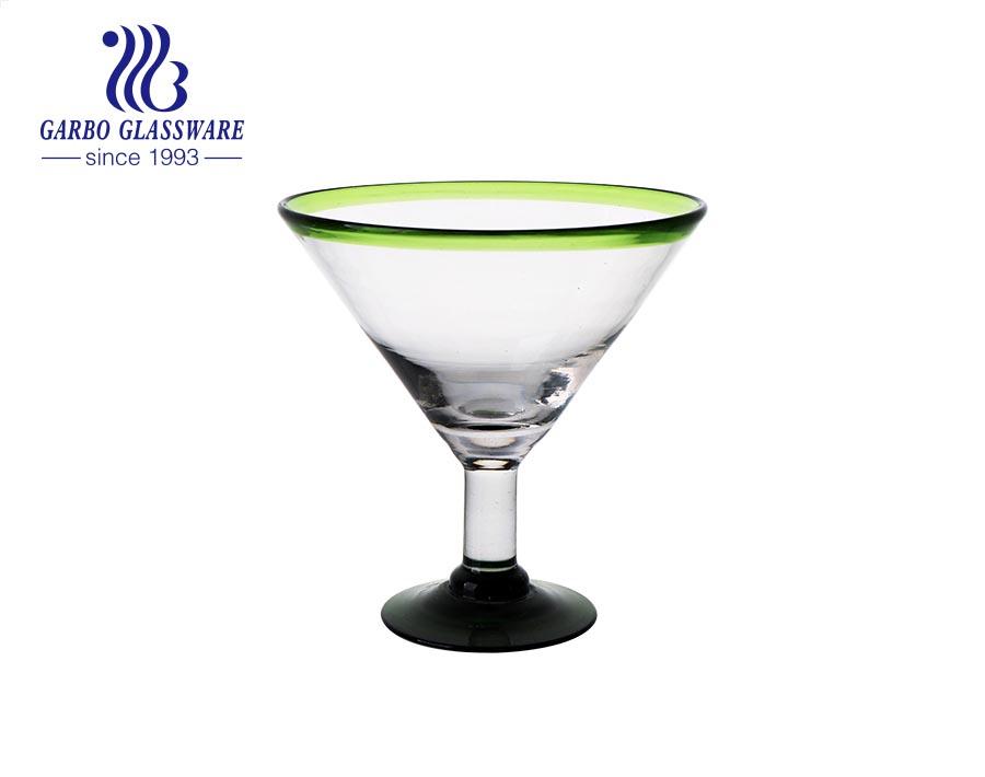 550ml margarita lớn uống martini cốc thủy tinh trang trí nội thất
