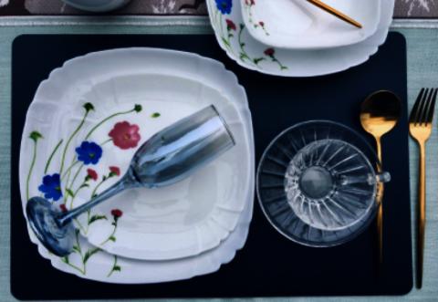 食器の下にいくつのカテゴリーがあるか知っていますか? そして、これらのカテゴリのアイテムは何ですか?