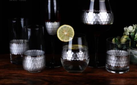 Partage de conceptions de verrerie créatives délicates récentes de Garbo