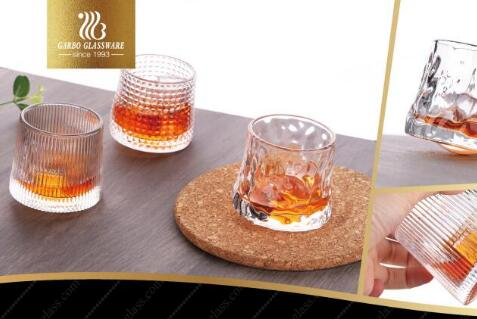 Promociones semanales de Garbo: vasos de whisky giratorios
