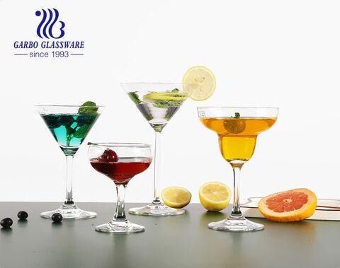 Clear Riedel Extreme Martini Glass Premium Elegant Cocktail Glasses