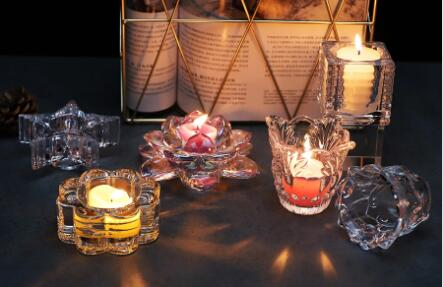 Introduction for Garbo Glass candle holder