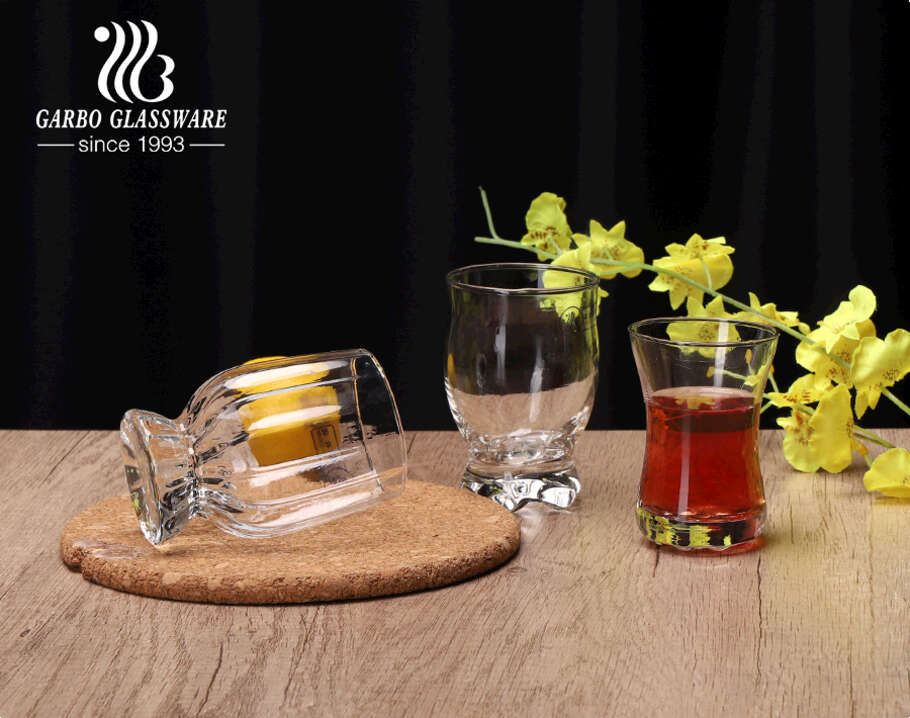 100ML to 300ML small spey glass tumbler for tea and whisky serving